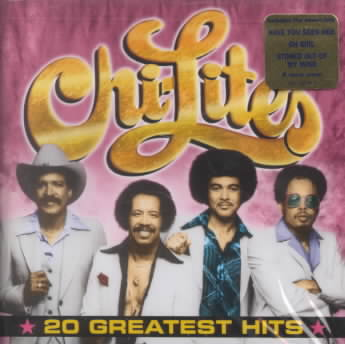 20 GREATEST HITS BY CHI-LITES (CD)